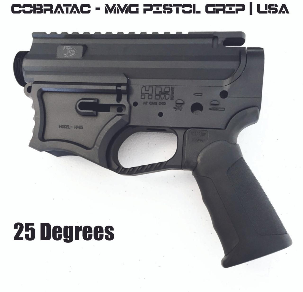 Adjustable AR-15 ATG Pistol Grip - FDE
