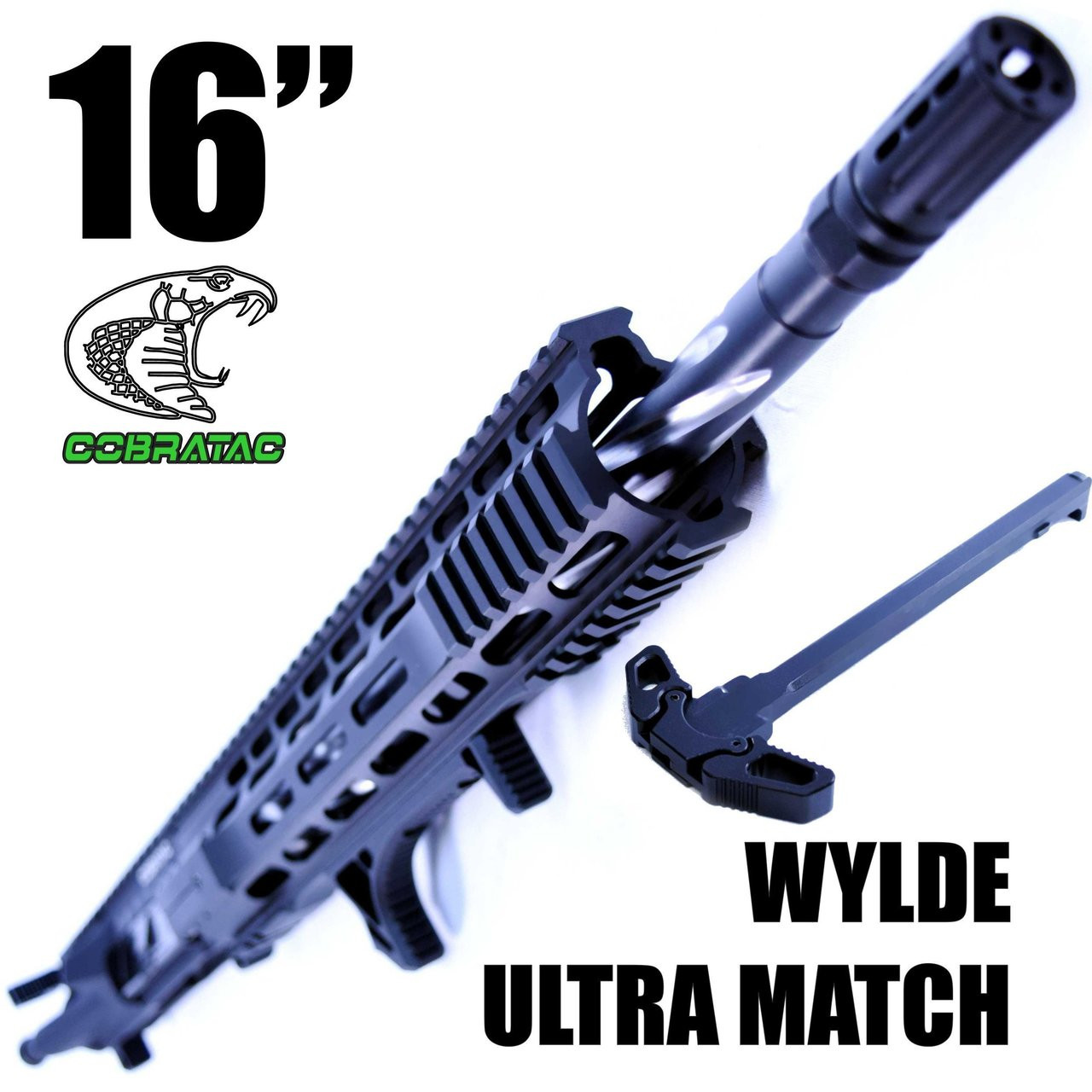 "16 | 1:9 | 2TONE | 12"" 3-GUN 