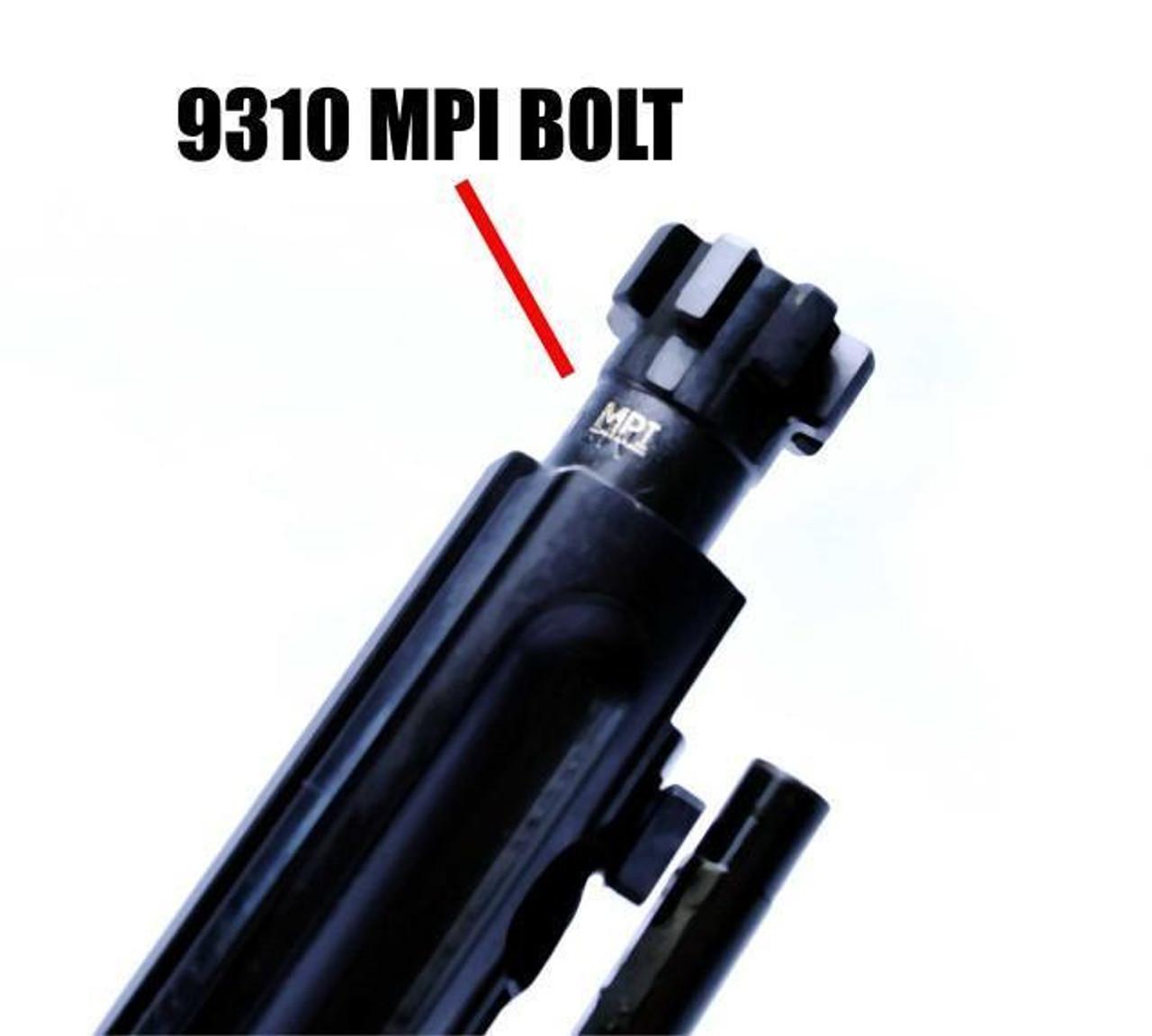 5.56/.223 BLACK NITRIDE ULTRA LIGHT LOW MASS BCG   MATCH BOLT CARRIER GROUP