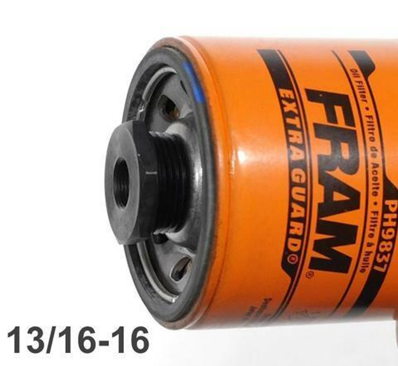 FIREHOG FireHog System MOD-TA 5/8-24 TO 13/16-16 Muzzle Thread Adapter Solvent Trap adapter