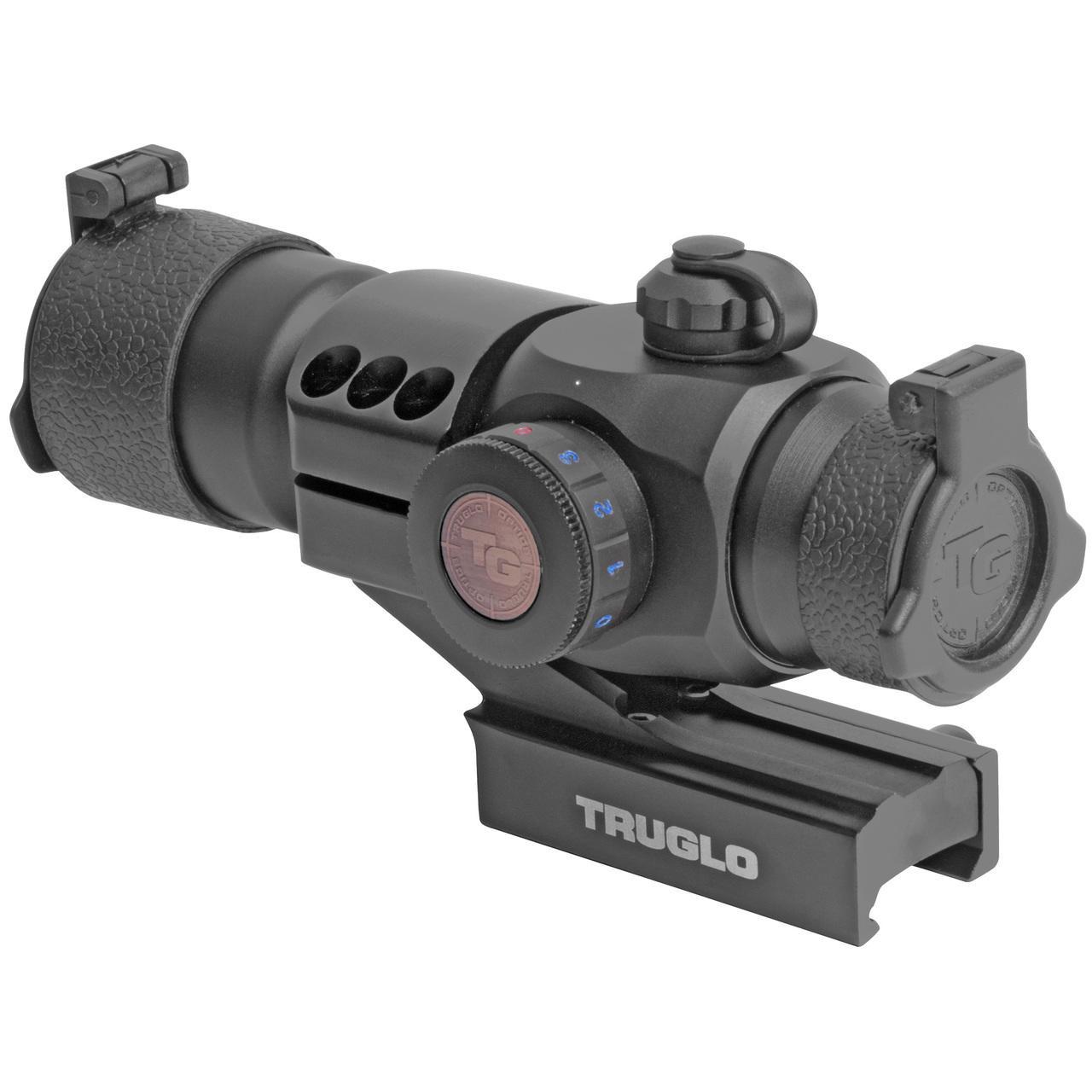 Truglo Truglo Red Dot 30mm 3clr Ar Black 788130019184