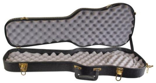 """Auto Ordnance Violin Case, Single Rifle, 43""""x15.5""""x4""""  Black"""