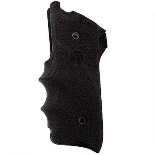 Hogue Monogrip For Ruger Mark II, Mark III Rubber Black 82000