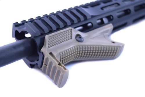Cobra Angled Tactical Grip (ATG) , Similar to AFG | FDE