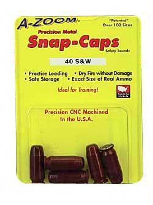 Azoom Snap Caps 40s&w 5-pk