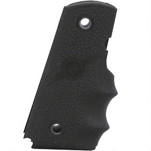 Hogue Monogrip For 1911 Officer, Rubber, Black