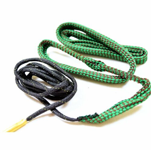 Hoppes Bore Snake Rifle Cleaner | .22-.223 Cal, 5.56 (AC-CL1010)