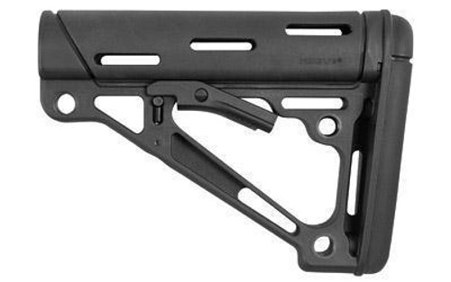 Hogue Ar15 Stk Mil-spec Rbr Black