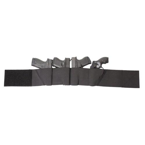 Desantis Belly Band Xlg 44-50 Black P4