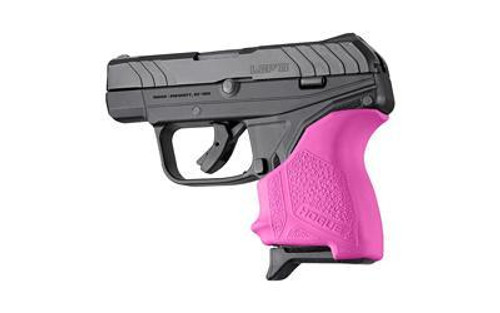 Hogue Handall Bvrtl Pnk Ruger Lcp Ii