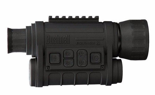 Bushnell Equinox Z 4.5x40 Night Vision Scope Monocular and Rifle Mount Combo