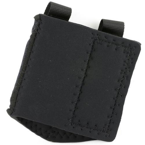 Desantis Double Ankle Mag Pouch Black