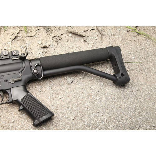 DoubleStar ACE ARFX Skeleton Stock AR-15 Standard Length Stock With Buffer Tube