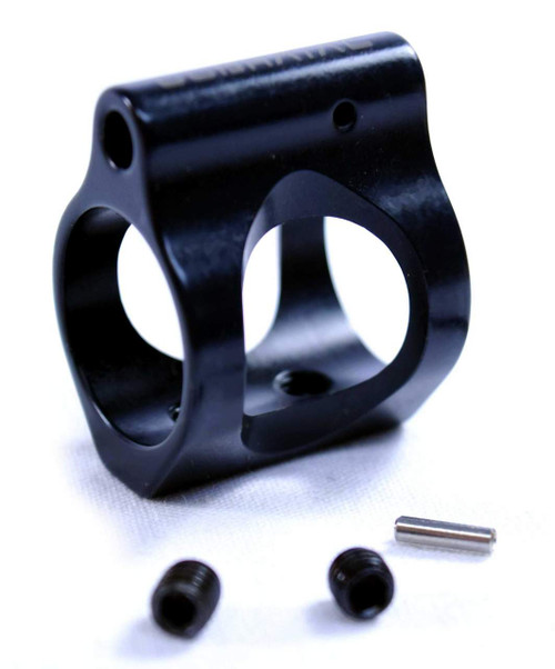 COBRATAC LO-PRO SKELETON GAS BLOCK | .750 NITRIDE