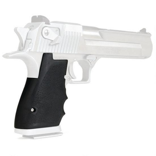 Magnum Research Desert Eagle, MKI, MKII, MKVII, MKXIX Finger Groove Rubber Black DEP821