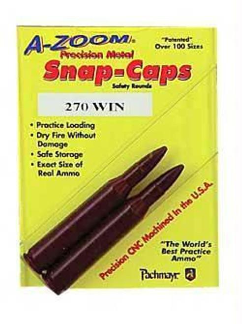 Azoom Snap Caps 270win 2-pk