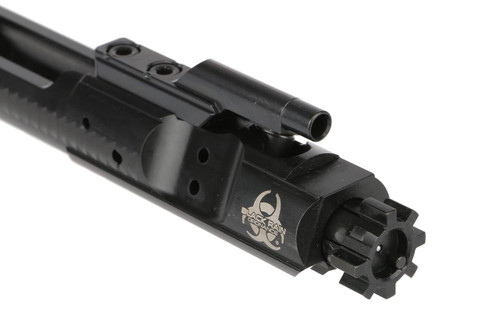 Black Rain Ordnance BCG | Black Nitride | Spec 15 Bolt Carrier Group | 5.56 300 AAC Blackout