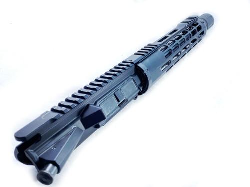 10 Inch .450 Bushmaster Upper AR Build