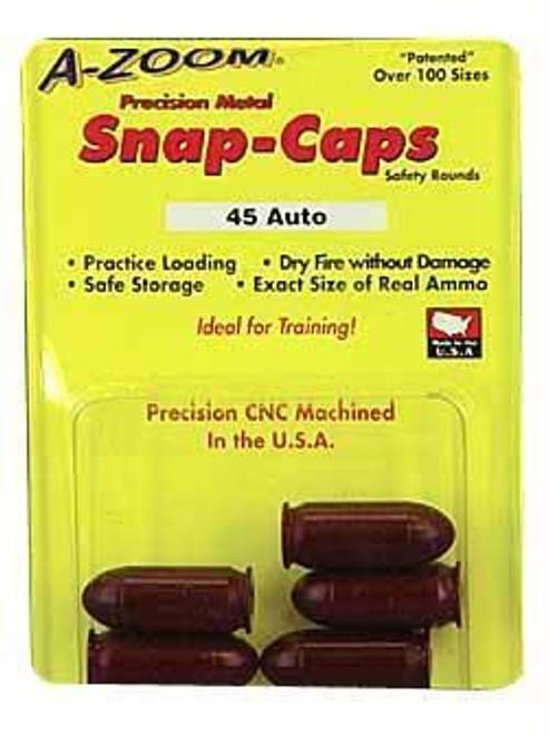 Azoom Snap Caps 45acp 5-pk