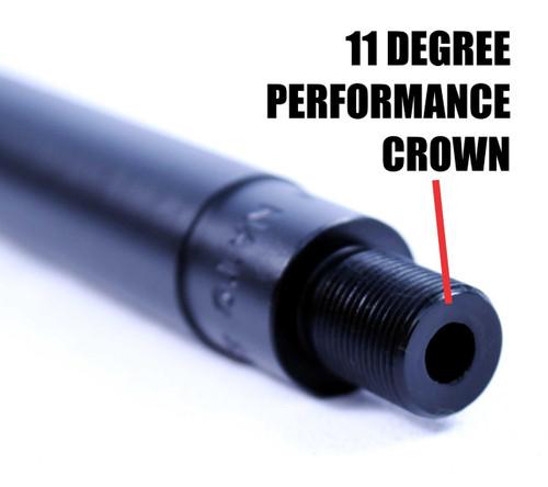 """10.5"""" M4 Pistol Nitride Barrel fits AR-15 1:7 - .223/5.56 (BR-1217320)"""