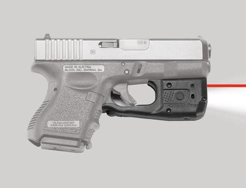 Crimson Trace LL-810 LASERGUARD® PRO™ FOR GLOCK SUBCOMPACT 26, 27, 33, 36