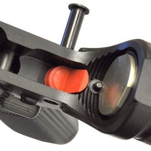 AR Accu Wedge Buffer -Black