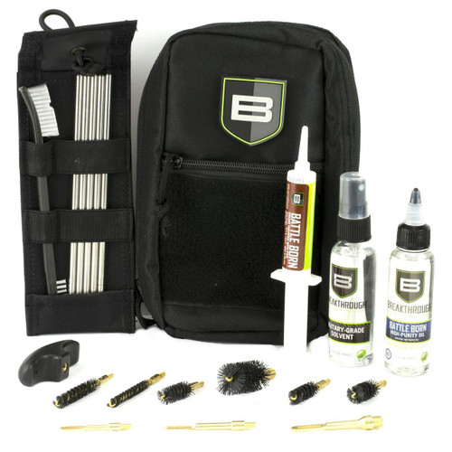 Breakthrough Long Gun Cleaning Kit