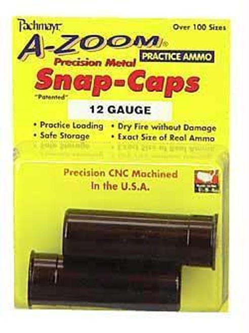 Azoom Snap Caps 12ga 2-pk