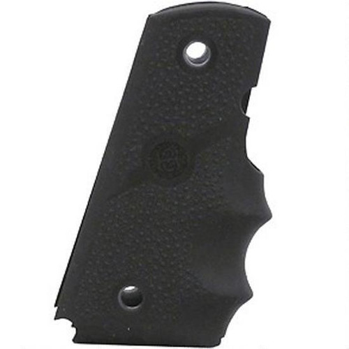 Hogue Grip 1911 Full Size Soft Rubber Cobblestone 45000