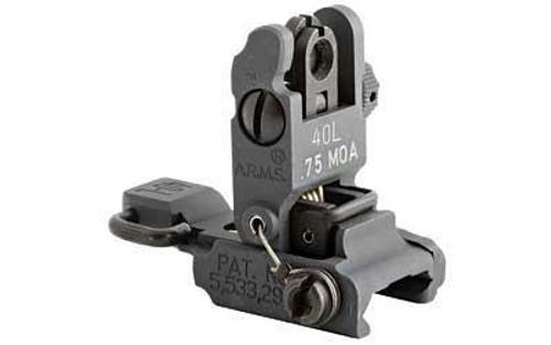 ARMS 40L Low Profile Flip Up Rear Sight (CT35ARMS40L)