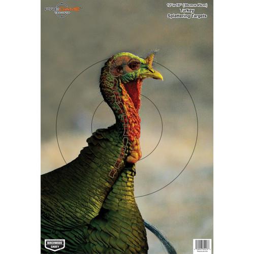 B-c Pregame Turkey Tgt 8-12x18