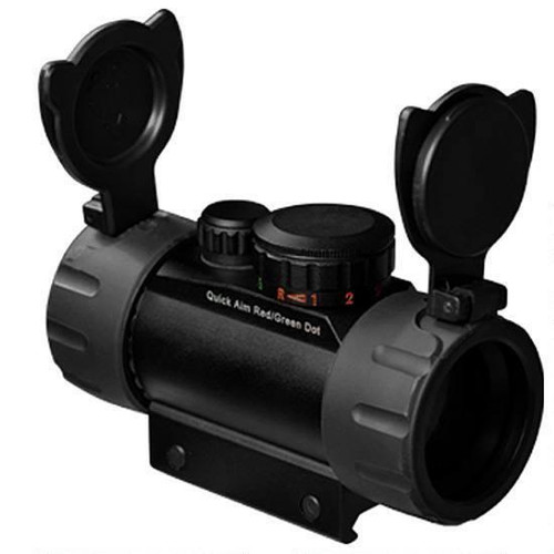 Leapers UTG Swatforce Red/Green Dot Sight 38mm Tube 1x 4 MOA CQB With Integral Mount