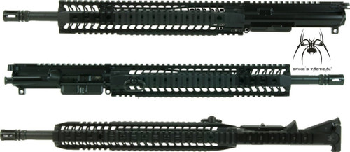 "16"" Spike's Tactical M4 LE upper w/9"" BAR Rail 