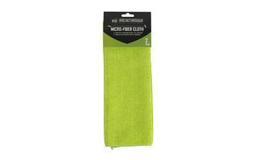 Breakthrough Microfiber Towel 2pk Gr