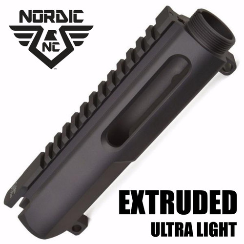 Nordic Components NC15 Extruded Upper Receiver (CT35NC15-UR-EXT)