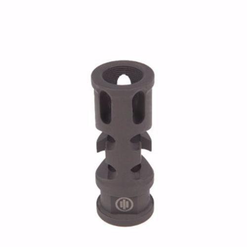 PWS Mod2 FSC47 Muzzle Device AK47 7.62x39 Metric 14x1 Left Hand Black