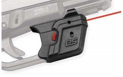 CTC Crimson Trace Corporation Defender Series, Accu-guard Laser, For Glock Full-size And Compact | Black