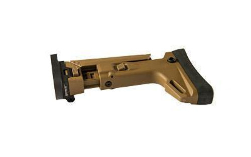 Kdg Scar Adaptable Stock Kit Brown