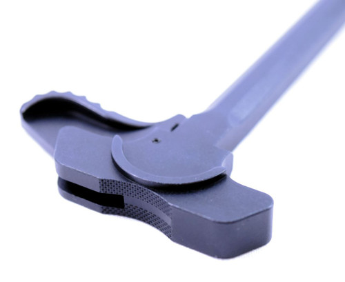 """AR-15 Tactical """"BAT"""" Style Charging Handle Assembly - Black"""