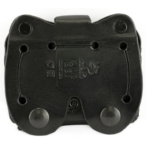 Desantis Dbl Mag Pch Sgl 9mm-40 Black