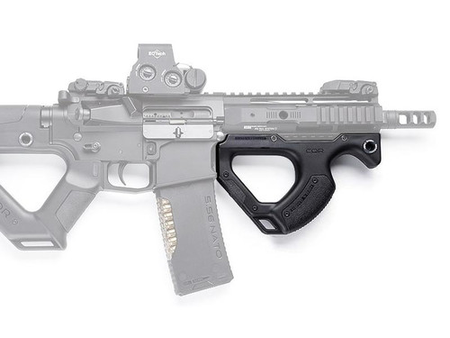 HERA USA CQR Frontgrip AR-15 Picatinny Rail Mount Polymer Black (CT35HERA11-09-04)