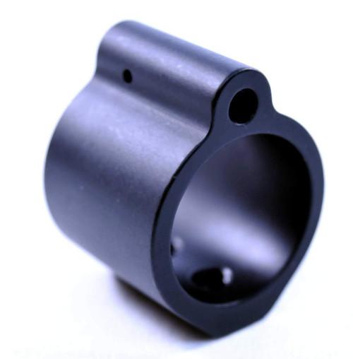Micro Gas Block Lo-Pro Profile, Aluminum .936