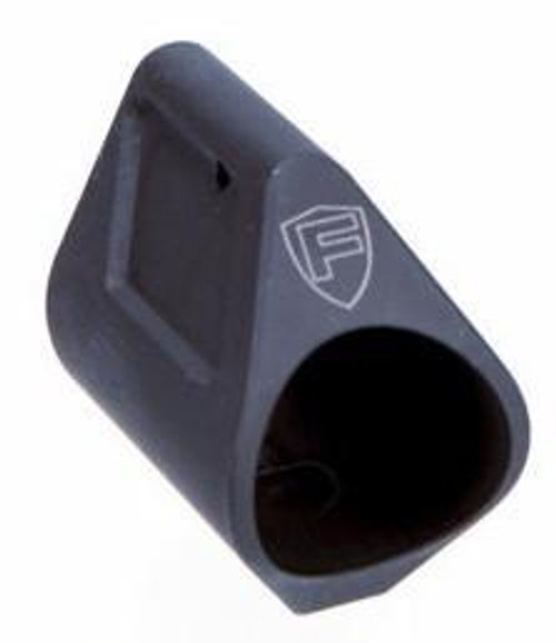 Fortis Manufacturing, Inc. Low Profile Steel Gas Block, .750   Black
