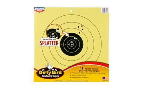 """B-c Dirty Bird 25yd Pistol 12-12"""""""