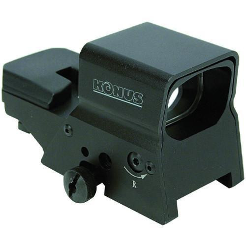 Konus Sight-Pro R8 Rechargeable Red/Green Dot Sight