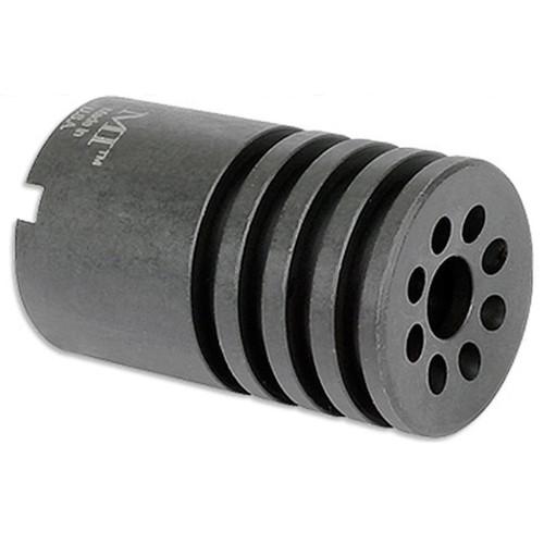 Midwest Industries Yugo Krinkov M92/85 Blast Diverter 26mm Left Hand Threads Black Finish (CT35MWMI-M92BD)