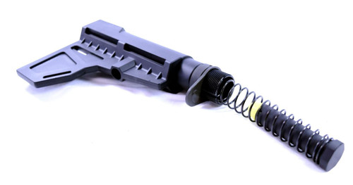 Black Label AR Pistol Stabilizer Brace Kit | Black