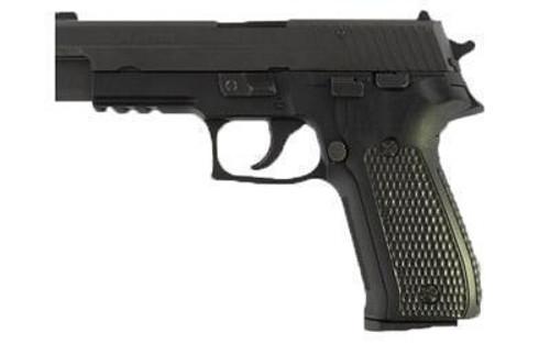 Hogue Grip Piranha G10 Sig 226 Black
