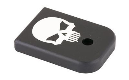 Bastion Mag Base Plate Glk9-40 Skull
