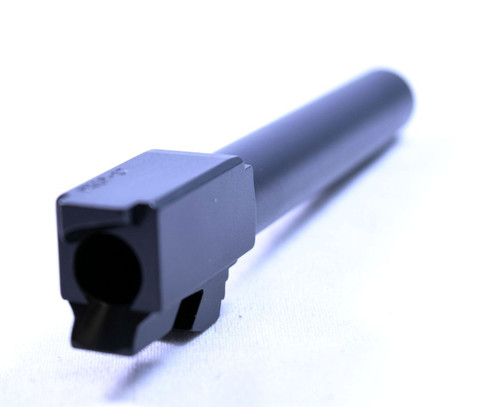 PISTOL BARREL, G17 9MM BLACK NITRIDE FINISH